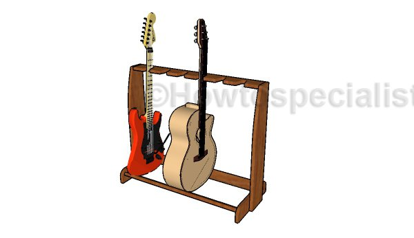 how to build acoustic guitar step by step