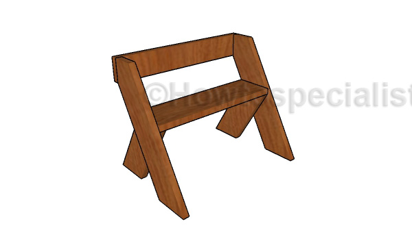 Aldo Leopold Bench Plans Howtospecialist How To Build