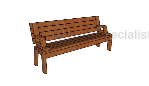 Picnic table bench plans