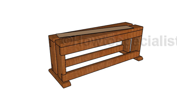 Saw bench plans