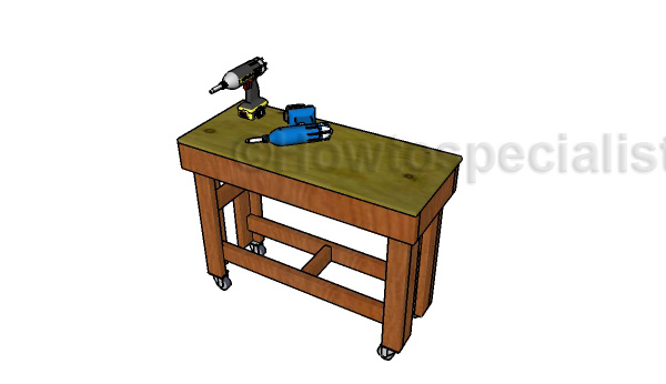 Small Workbench Plans
