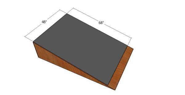 attaching-the-masonite-panel