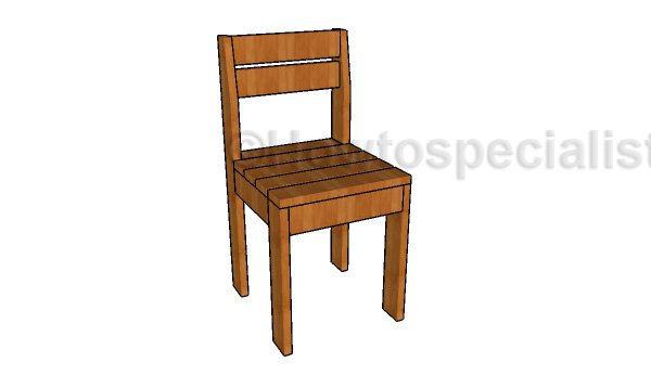 Chair Plans for Kids