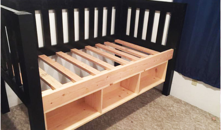 diy-storage-bed