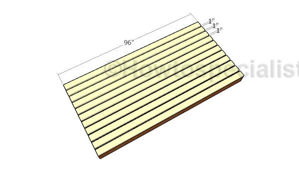 laying-the-decking