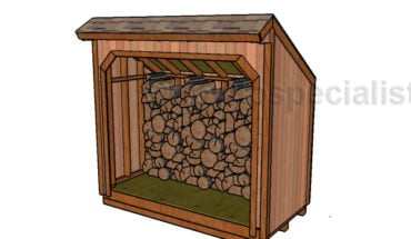 4x8-firewood-shed-plans