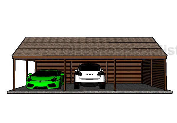 build-a-triple-car-carport