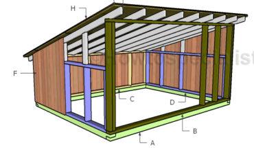 Building a pig house