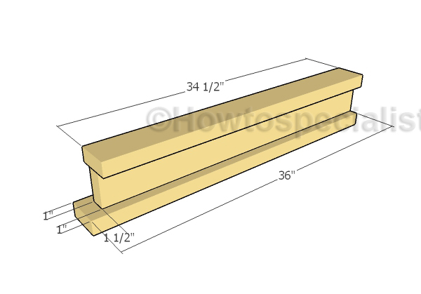 Building the I beam