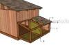 Building the duck nest