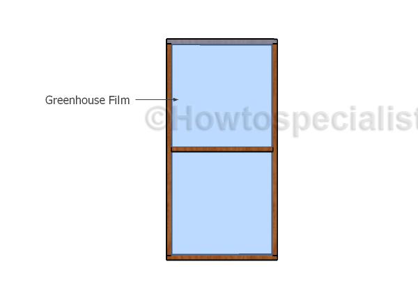 Door film