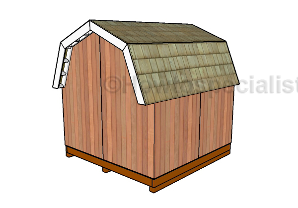 mini-gambrel-shed-plans