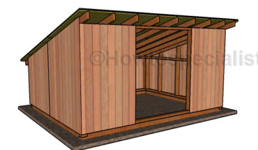 10x10 Shed Plans Diy Step By Step Howtospecialist