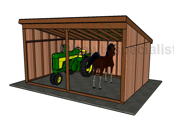 run-in-shed-plans