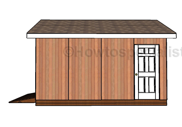shed-with-garage-door-plans-side-view