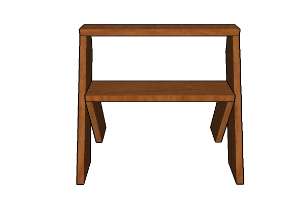 Small plant stand plans