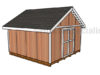Free 16x16 Shed Plans