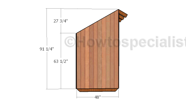 Side walls - Siding