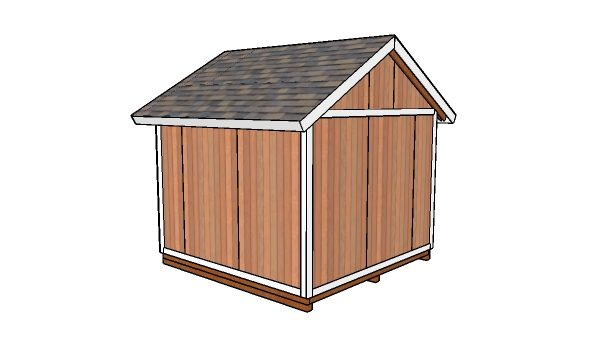 10 20 Shed With Loft Plans