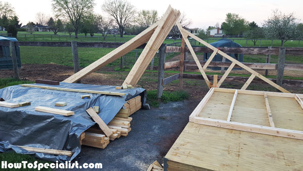 Building-the-trusses