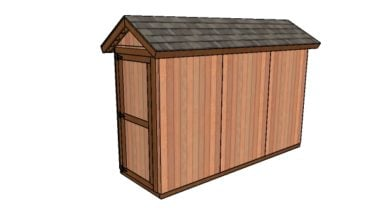 4x12 shed plans