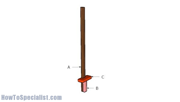 Building diy stilts