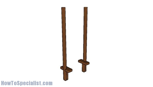 DIY Stilts Plans