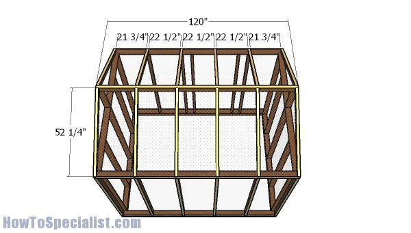 Rafter trims