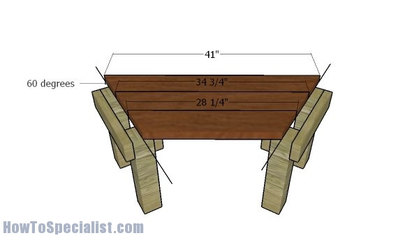 Incredible Wrap Around Tree Bench Plans Howtospecialist How To Machost Co Dining Chair Design Ideas Machostcouk