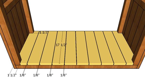 Base slats