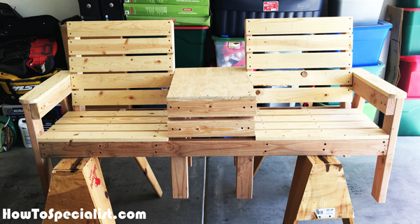 Building-a-garder-bench