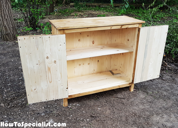 How To Build A Farmhouse Kitchen Cabinet Howtospecialist How To Build Step By Step Diy Plans