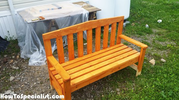 DIY-Building-a-2x4-bench