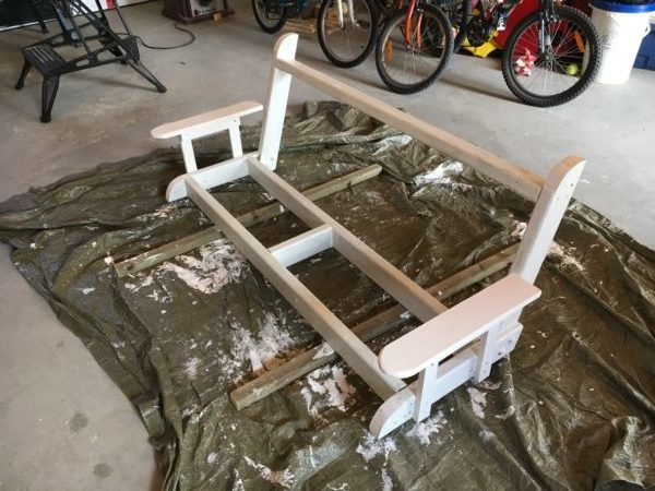 Building the bench