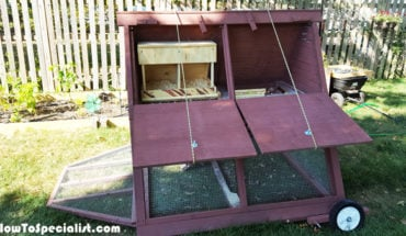 DIY-A-frame-Chicken-Coop