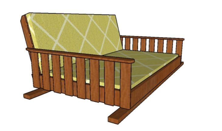 Swing Bed Plans Free