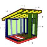 Building a xl dog house