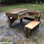 DIY-Recycled-Wood-Shooting-Bench