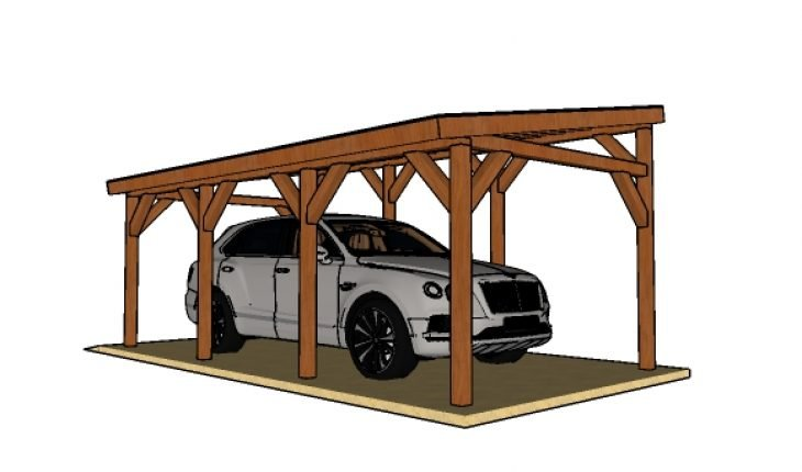 diy carport plans instructions