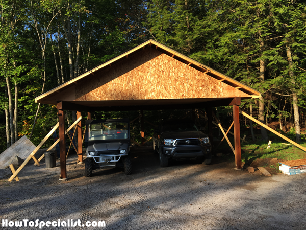 Building-a-20x20-double-carport