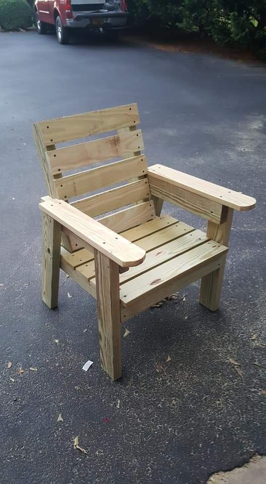 Dock Chair