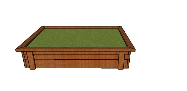 2x4 Raised Garden Bed Plans