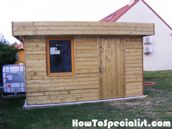 DIY-Lean-to-Garden-Shed