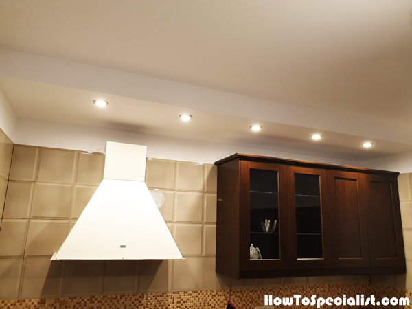 How To Build A Soffit Box With Lighting Howtospecialist
