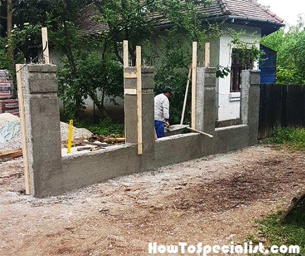 Cement-render---Fence