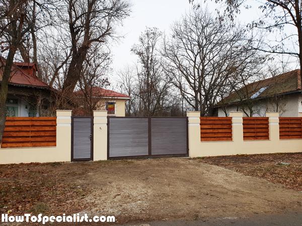 How-to-build-a-concrete-fence