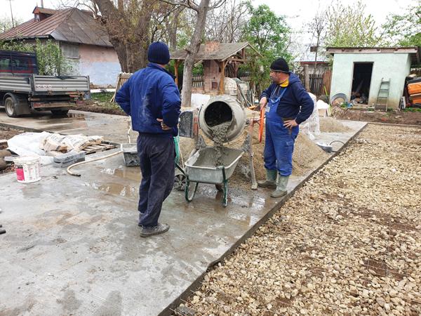 Preparing-concrete