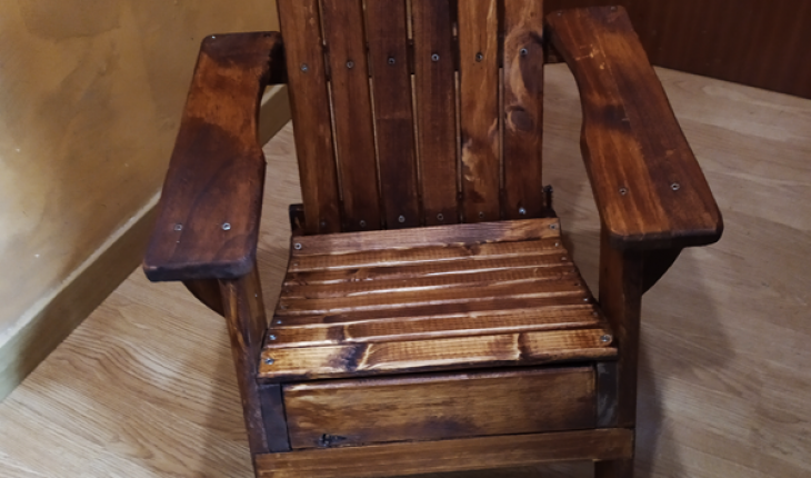 Diy Adirondack Chair For Kids Howtospecialist How To