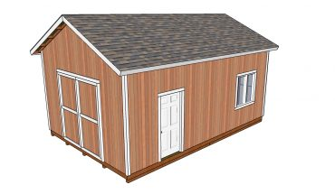 16x20 Pole Barn Roof Plans | HowToSpecialist - How to ...